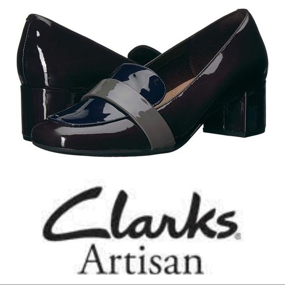 Clarks Womens Tealia Elva Dress Pump